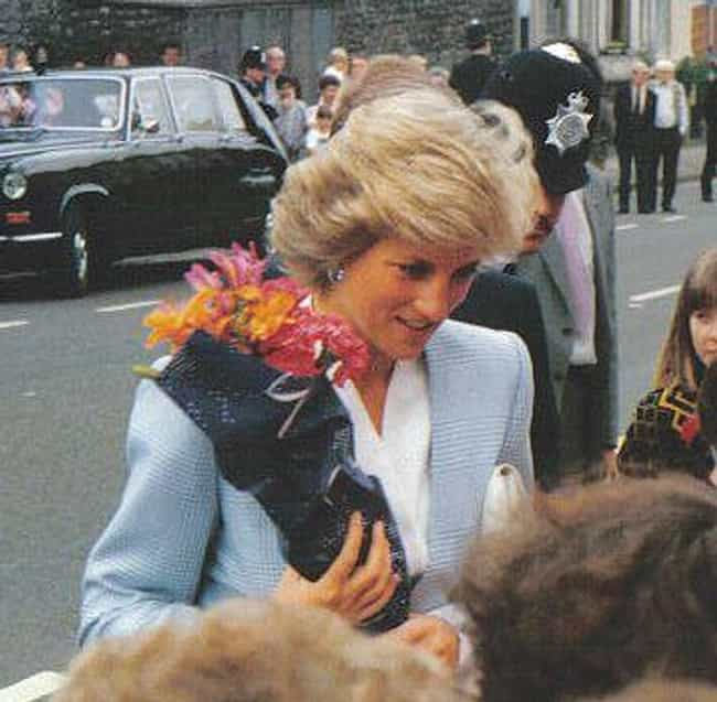 Diana, Princess of Wales is listed (or ranked) 4 on the list What British Royal Matches Your Zodiac Sign?