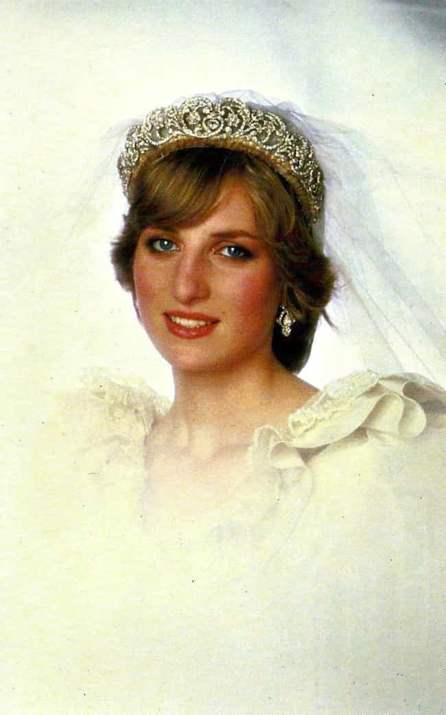 Diana, Princess of Wales is listed (or ranked) 4 on the list The Most Disastrous Royal Weddings In History