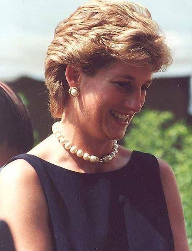 Diana, Princess of Wales... is listed (or ranked) 4 on the list Famous Cancer Celebrities