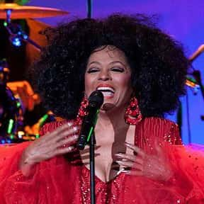 Diana Ross is listed (or ranked) 10 on the list The Best Singers of All Time
