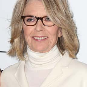 Diane Keaton is listed (or ranked) 25 on the list Celebrity Women Over 60 You Wouldn't Mind Your Dad Dating