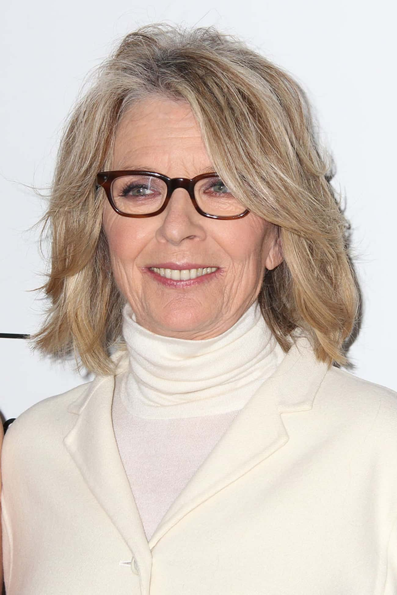 Diane Keaton is listed (or ranked) 2 on the list Famous People Born in 1946