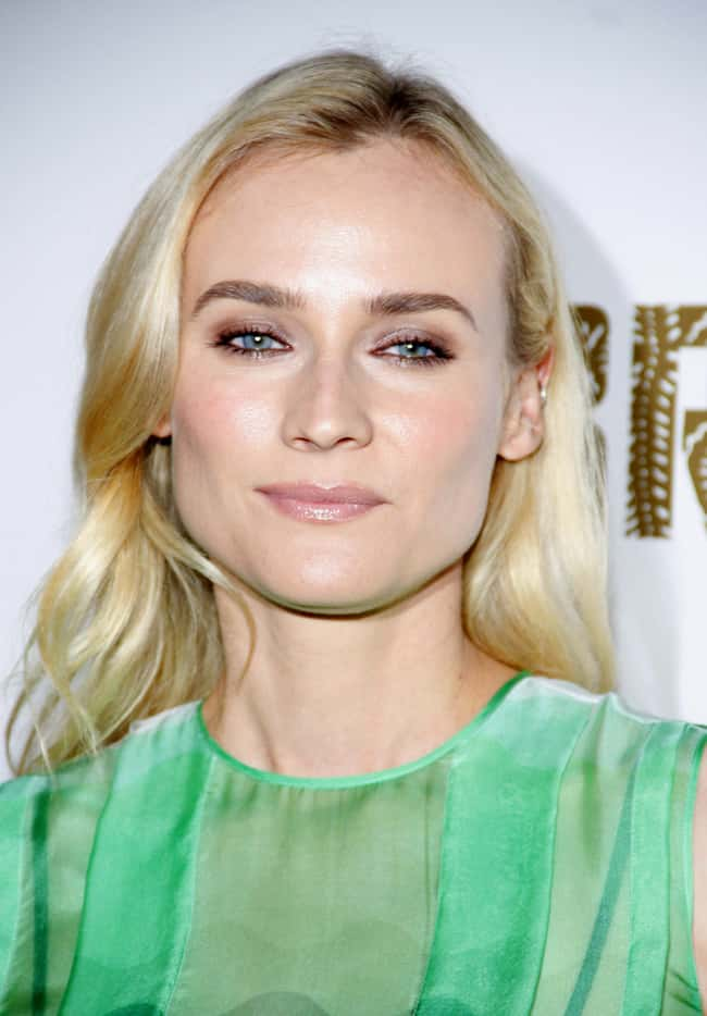 Diane Kruger is listed (or ranked) 62 on the list The Most Captivating Celebrity Eyes (Women)