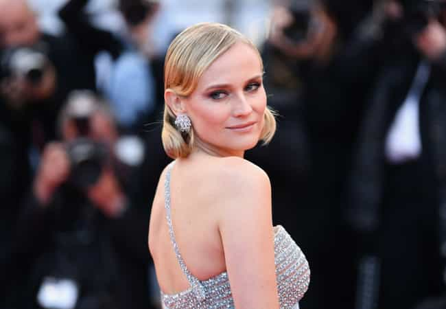 Diane Kruger is listed (or ranked) 2 on the list Celebrities Who (Proudly) Refuse To Wear Deodorant