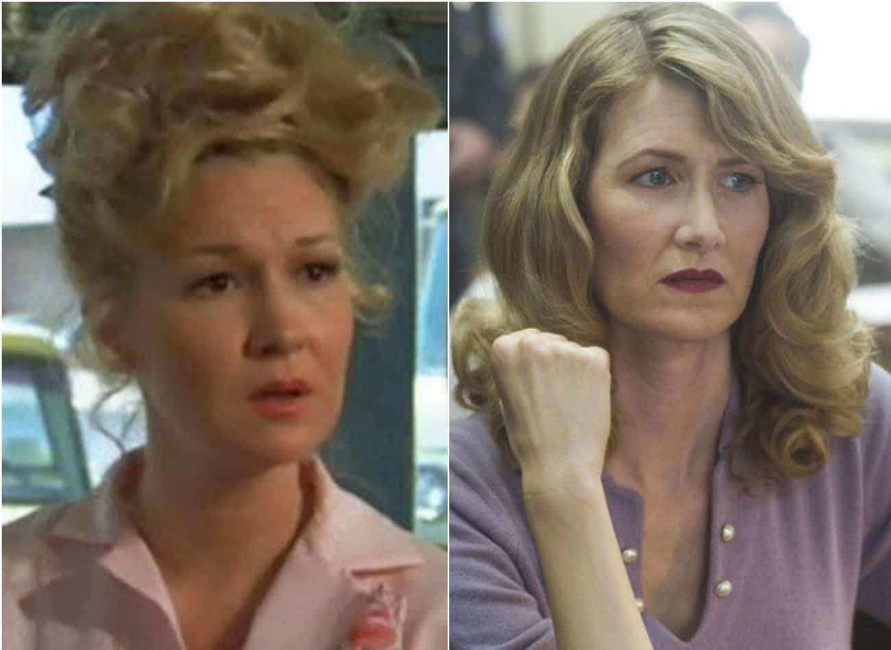 Diane Ladd And Laura Dern At 3 is listed (or ranked) 3 on the list Photos Of Famous Mothers And Their Famous Daughters At The Same Age