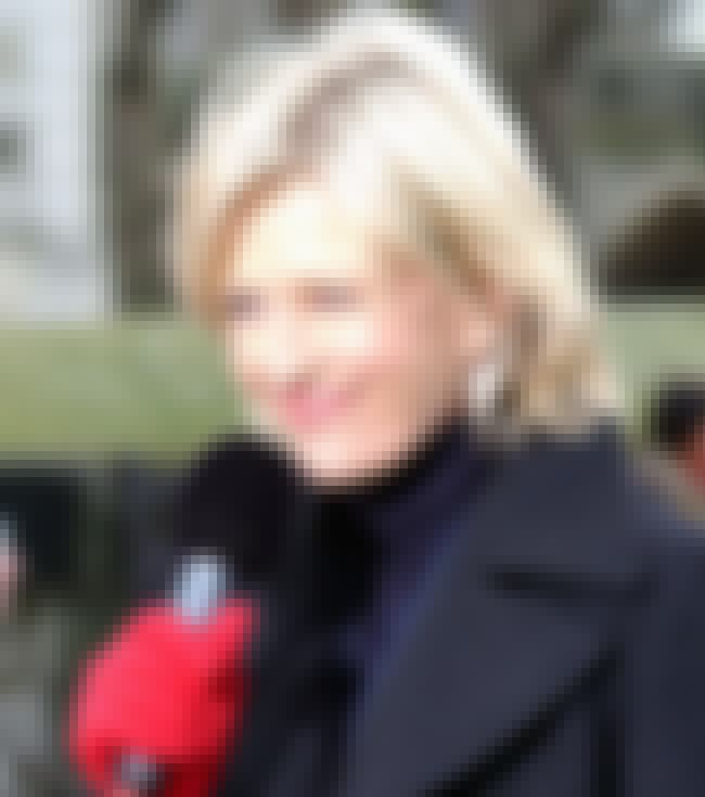 Diane Sawyer is listed (or ranked) 5 on the list Famous Female Reporters