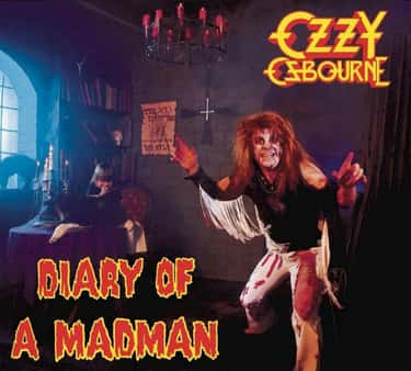 Diary of a Madman is listed (or ranked) 1 on the list The Best Ozzy Osbourne Albums of All Time