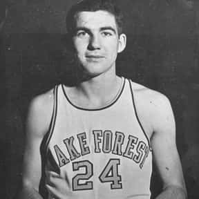 Dickie Hemric is listed (or ranked) 14 on the list The Greatest Wake Forest Basketball Players of All Time