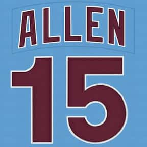 Dick Allen is listed (or ranked) 19 on the list The Best Philadelphia Phillies Of All Time
