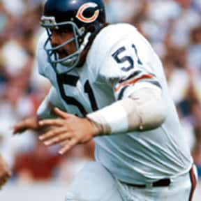 Dick Butkus is listed (or ranked) 18 on the list The Best Football Players Ever