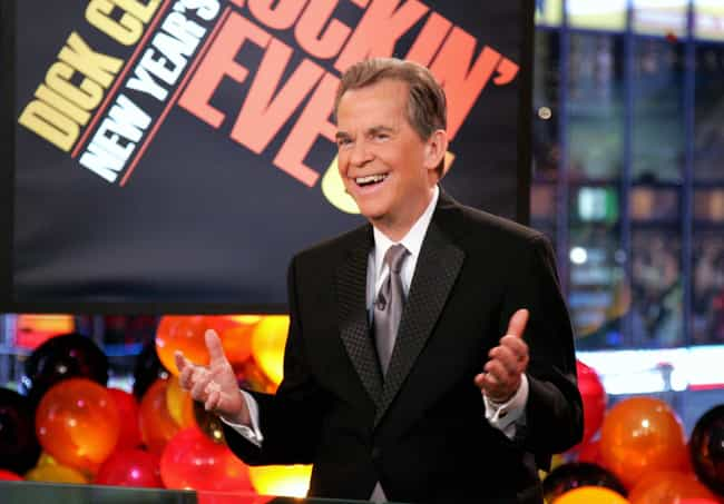 Dick Clark is listed (or ranked) 3 on the list Famous People Born in 1928