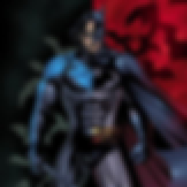 Dick Grayson is listed (or ranked) 2 on the list Ranking Every Batman in the Comics