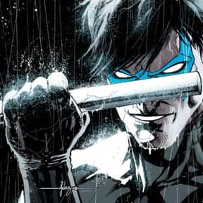 Dick Grayson is listed (or ranked) 1 on the list Comic Book Characters That Need Their Own Movie