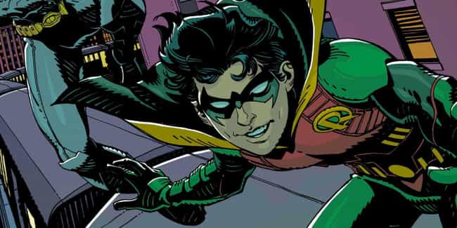 Dick Grayson is listed (or ranked) 1 on the list Who Is The Greatest Robin? The Best Boy Wonder Debate
