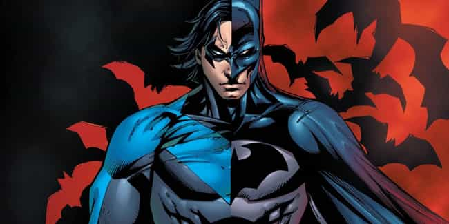 Dick Grayson is listed (or ranked) 1 on the list Everyone (Other Than Bruce Wayne) Who Has Been Batman