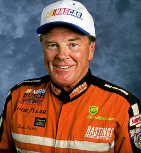 Image of Random NASCAR Drivers Who Smok