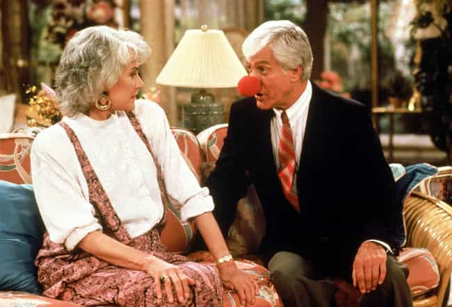 Dick Van Dyke is listed (or ranked) 4 on the list The Greatest Golden Girls Guest Stars, Ranked