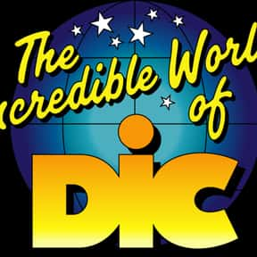 DIC Entertainment is listed (or ranked) 16 on the list List of Animation Companies