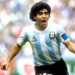 Diego Maradona is listed (or ranked) 20 on the list The Best Athletes Of All Time