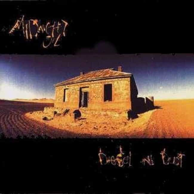 Diesel and Dust is listed (or ranked) 3 on the list The Best Midnight Oil Albums of All Time