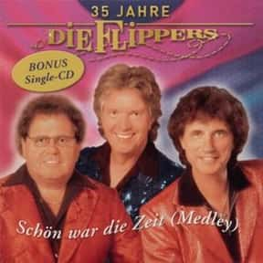 Die Flippers is listed (or ranked) 14 on the list The Best Schlager Bands/Artists