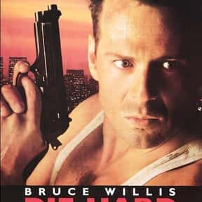 Die Hard is listed (or ranked) 7 on the list The Best Thriller Movies with a Hostage
