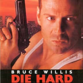 Die Hard is listed (or ranked) 25 on the list The Greatest Movies Of The 1980s, Ranked