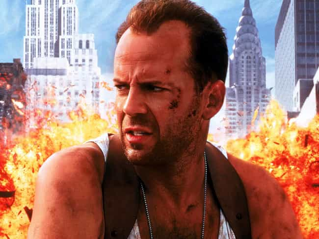 Die Hard is listed (or ranked) 4 on the list Movies That Are Even Better Than the Books They're Based On