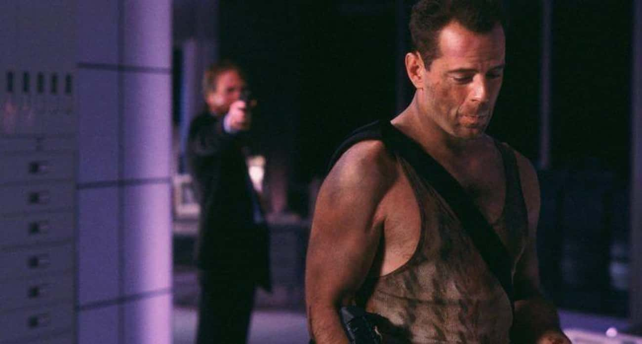 Die Hard is listed (or ranked) 2 on the list The 25 Best Movies That Take Place in One Day