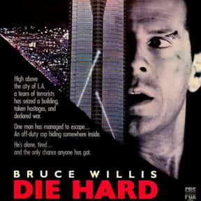 Die Hard is listed (or ranked) 5 on the list The Most Rewatchable Movies