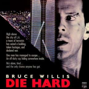 Die Hard is listed (or ranked) 11 on the list The Greatest Crime Movies Ever Made