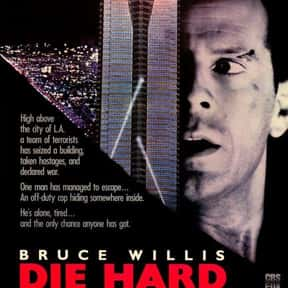 Die Hard is listed (or ranked) 13 on the list Best Kidnapping Movies & Hostage Movies of All Time, Ranked