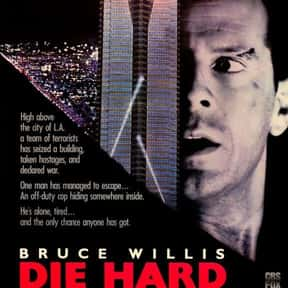 Die Hard is listed (or ranked) 1 on the list The Best Action Movies of the 1980s