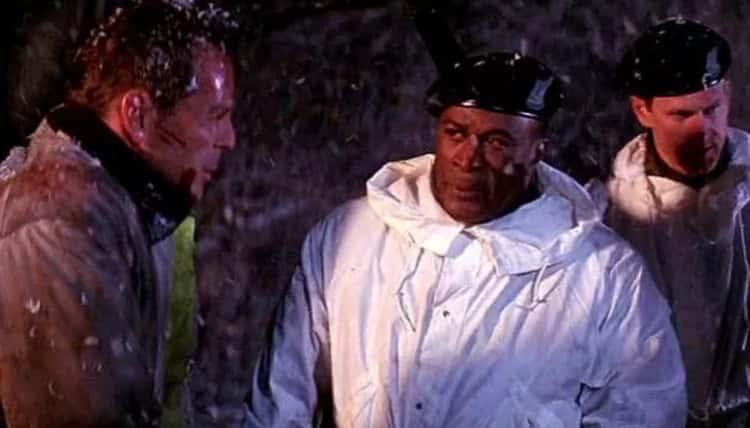 John McClane And Major Grant ('Die Hard 2')
