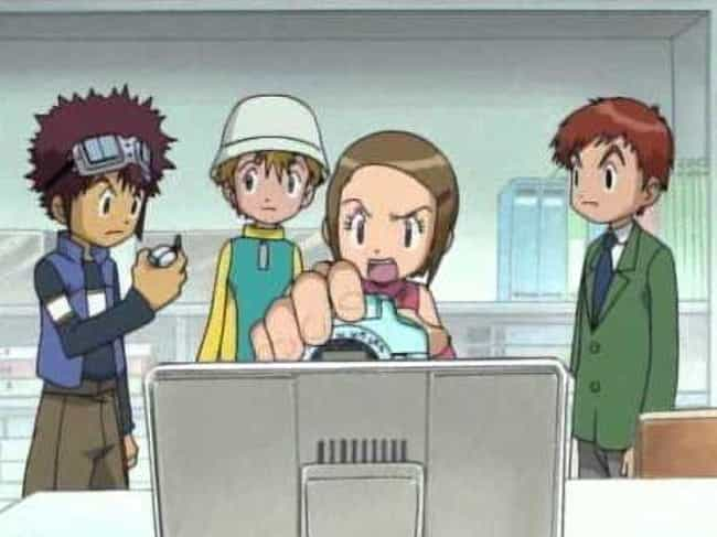 Digimon Adventure is listed (or ranked) 8 on the list 14 Awesome Anime That Feature Important Time Skips