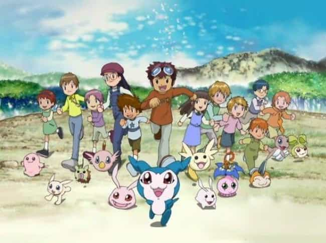 Digimon Adventure is listed (or ranked) 7 on the list 14 Beloved Anime With Terrible Finales