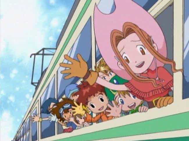 Digimon Adventure is listed (or ranked) 4 on the list The 14 Saddest Goodbyes In Anime History