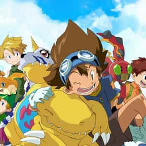 Digimon is listed (or ranked) 15 on the list 20 Anime That Can Change Your Life Forever