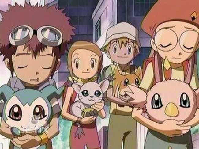 Digimon Adventure is listed (or ranked) 3 on the list 12 'Classic' Anime You Can Safely Skip