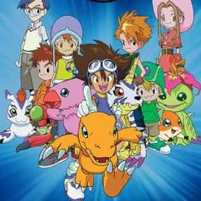 Digimon: Digital Monsters is listed (or ranked) 6 on the list The Very Best Anime for Kids