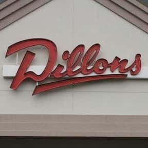Dillons is listed (or ranked) 15 on the list Companies Headquartered in Kansas