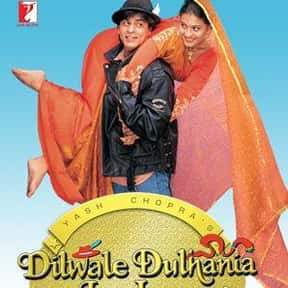 Dilwale Dulhania Le Jayenge is listed (or ranked) 1 on the list The Best Shah Rukh Khan Movies