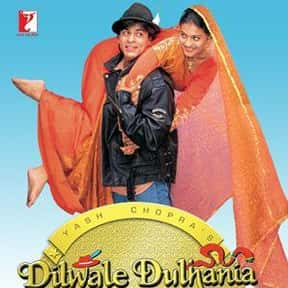 Dilwale Dulhania Le Jayenge is listed (or ranked) 13 on the list The Best Bollywood Movies of All Time