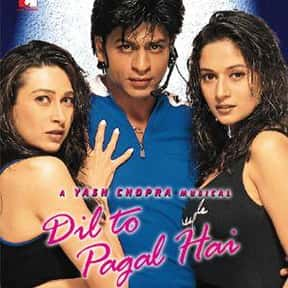 Dil To Pagal Hai is listed (or ranked) 14 on the list The Best Shah Rukh Khan Movies