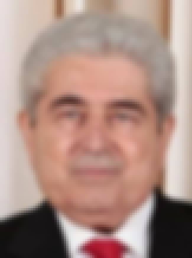 Demetris Christofias is listed (or ranked) 3 on the list Famous Politicians from Cyprus