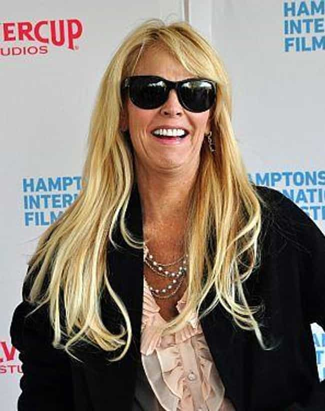 "Dina Lohan is listed (or ranked) 4 on the list Celebrities Who've Really Said ""Do You Know Who I Am?"""