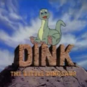 Dink, the Little Dinosaur is listed (or ranked) 20 on the list The Greatest TV Shows About Dinosaurs