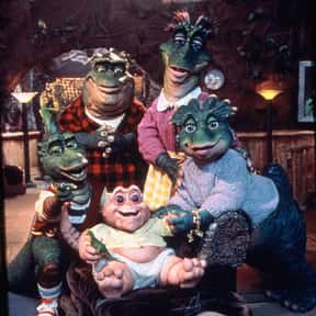 Dinosaurs is listed (or ranked) 4 on the list The Best Puppet TV Shows