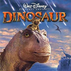Dinosaur is listed (or ranked) 11 on the list Movies Turning 20 In 2020