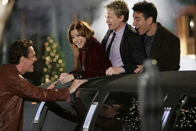 The Limo is listed (or ranked) 4 on the list The Best 'HIMYM' Episodes To Watch During The Holidays